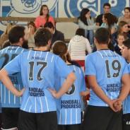 Progreso ganó la primera final en Mayores Masculino