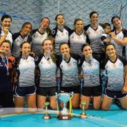 U.M campeón de la Liga Mayor Femenina