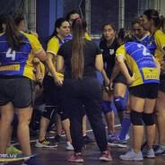 Culminó la primera ronda de la Liga Femenina Plus 35