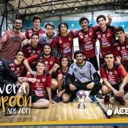 Rivera campeón invicto de la Copa ACB