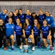 Handball del Este campeón invicto en Sub 18