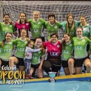 Plaza Colonia campeón de la Copa ACB