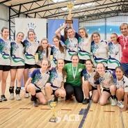 Union La Paz campeón en Sub 18