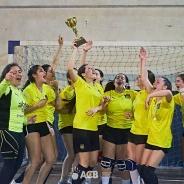 Peñarol campeón en Sub 17 Femenino